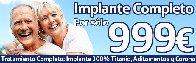implantes max dental